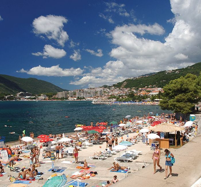Hunguest Hotel Sun Resort Herceg Novi Plaža