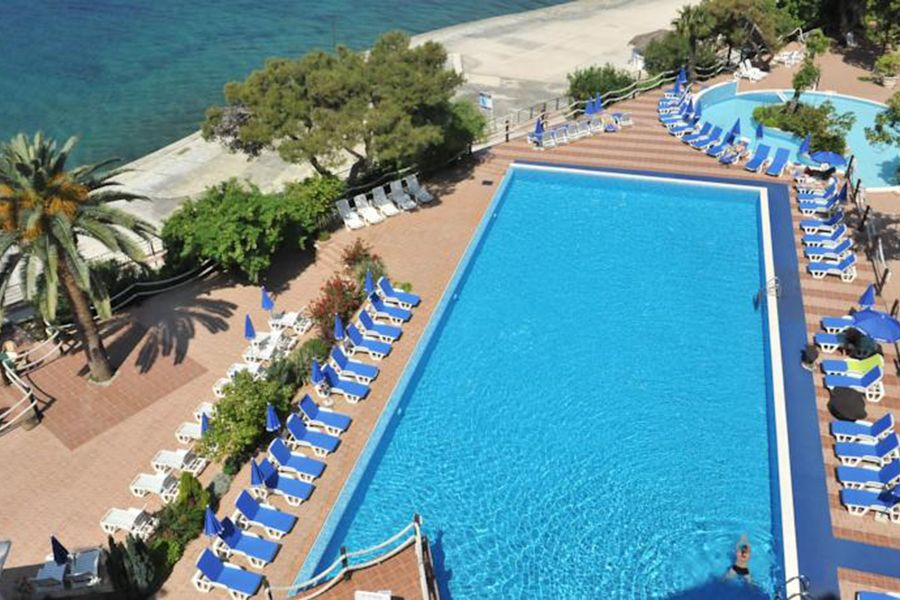 Hunguest Hotel Sun Resort Herceg Novi - Bazen