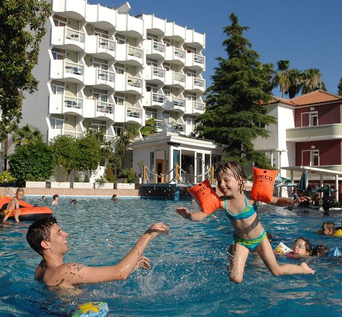 Hunguest Hotel Sun Resort Herceg Novi Bazen